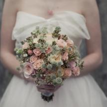 Свадебный букет43