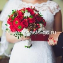 Свадебный букет9