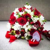 Свадебный букет4
