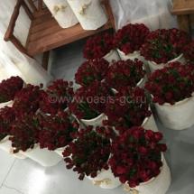 1001 роза Кения 40 см