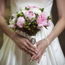 Свадебный букет15