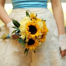 Свадебный букет17