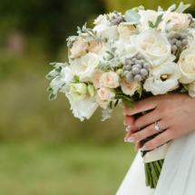 Свадебный букет41