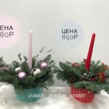 Новый год_Оазис